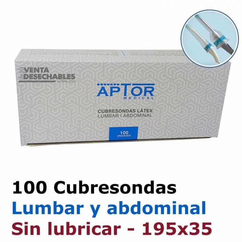 100 Cubresondas Lumbar Abdominal 195x34