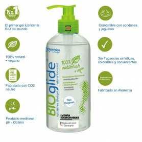 Lubricante Bioglide neutro 500ml