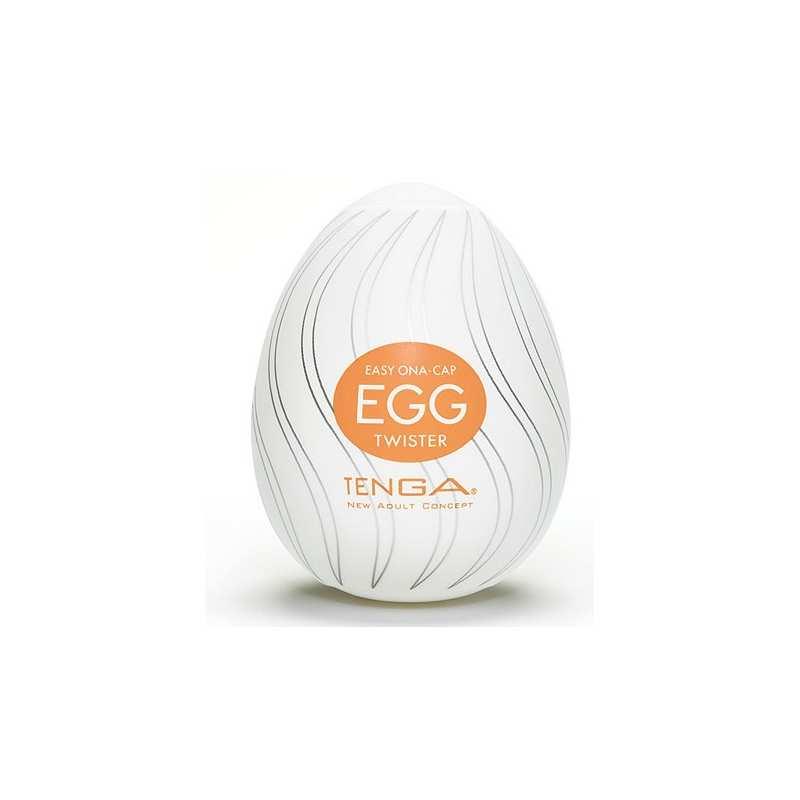 Huevo Tenga Twister