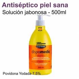 Jabón Povidona Yodada Dispomedic 500ml
