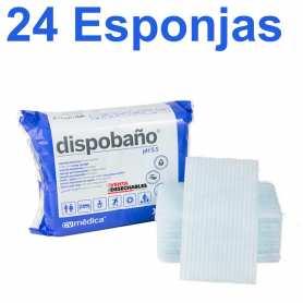 24 Esponjas Jabonosas Napa 100g