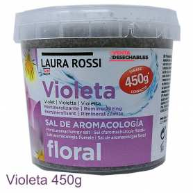 Sal Baño Violeta 450g