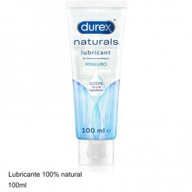 Lubricante Durex Naturals Ácido Hialurónico 100ml