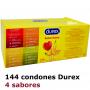 144 Durex sabores