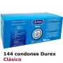 144 preservativos basic clásicos