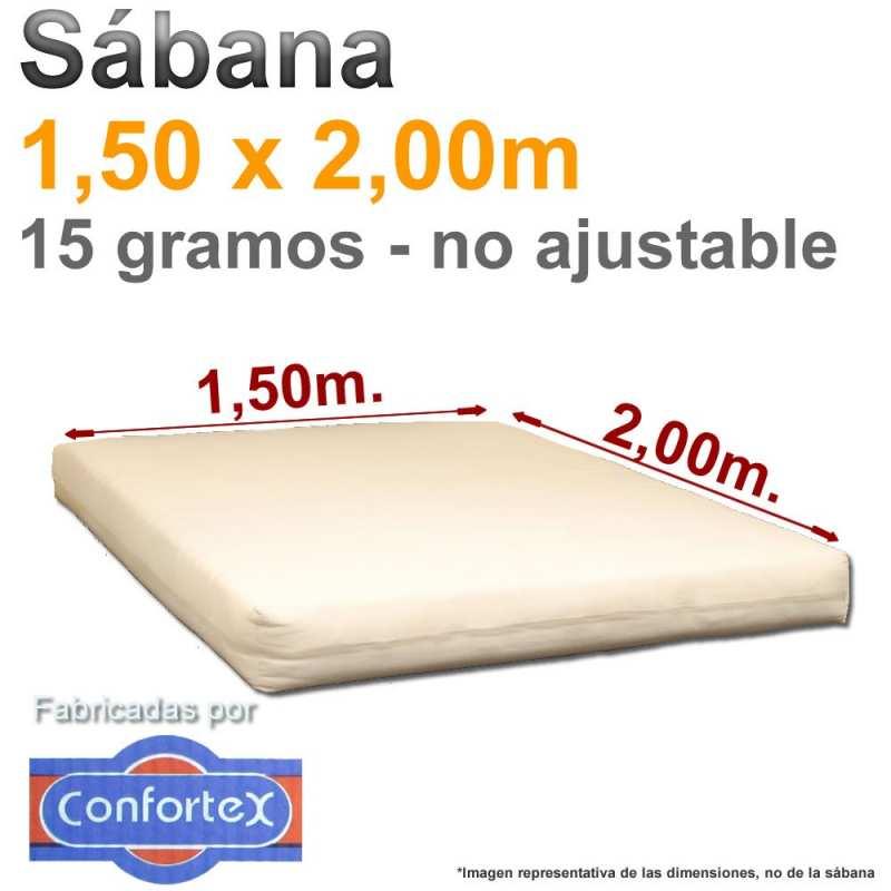 1 Sábana Desechables 1,50x2,00m.