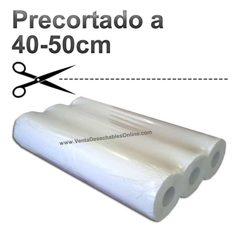 Rollos papel camilla