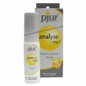 Spray Anal Dilatador 20ml