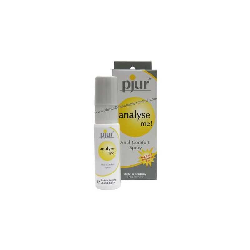 Spray Anal Dilatador 20ml