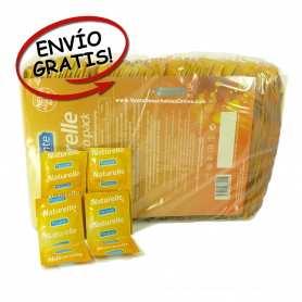288 Preservativos Pasante 190x54 mm Naturelle