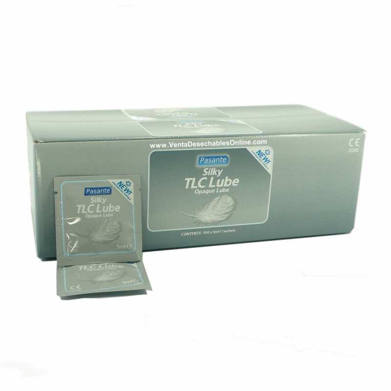 144 Sobres 5ml Lubricante Silky TLC Lube