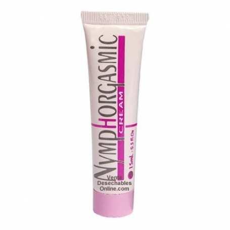 Crema Estimuladora del Clitoris 15ml