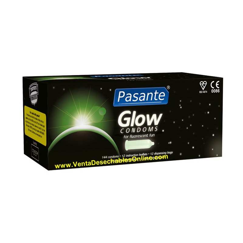 144 Preservativos Pasante 180x54 mm Grow