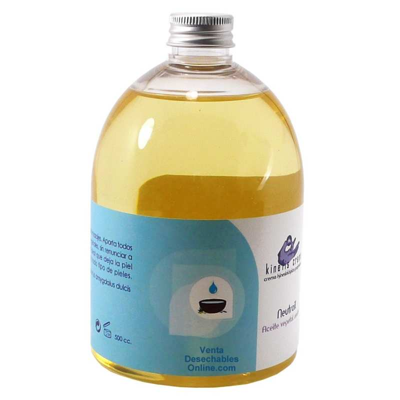 Aceite Masaje Neutro 500ml