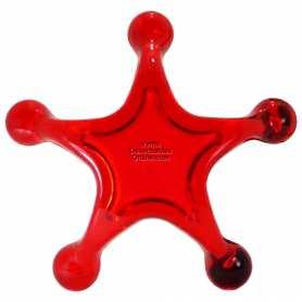Masajeador Estrella 5 puntas