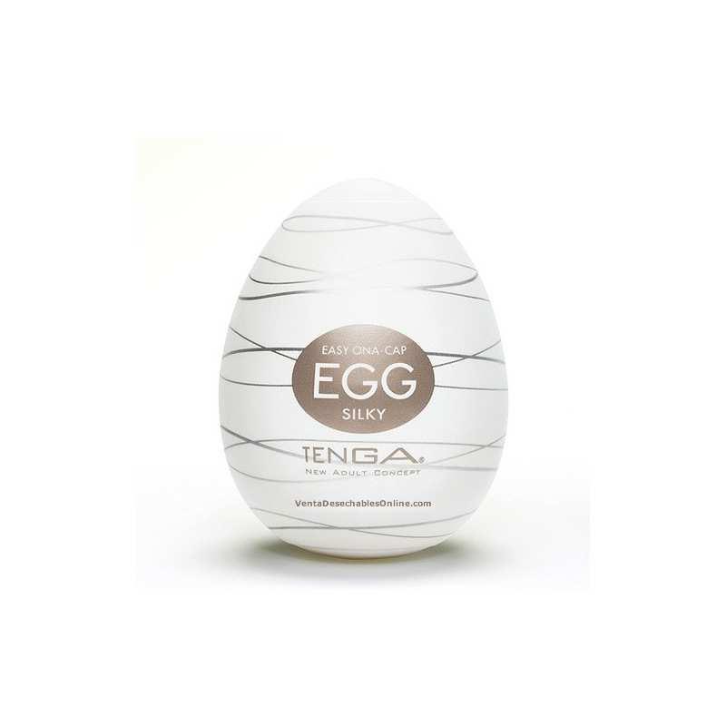 Huevo Tenga Silky