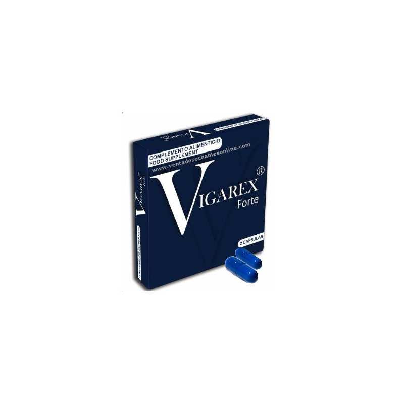 2 Pastillas Vigarex Fortes