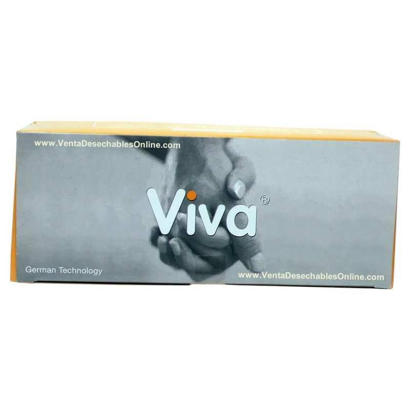 144 Preservativos Viva Natural