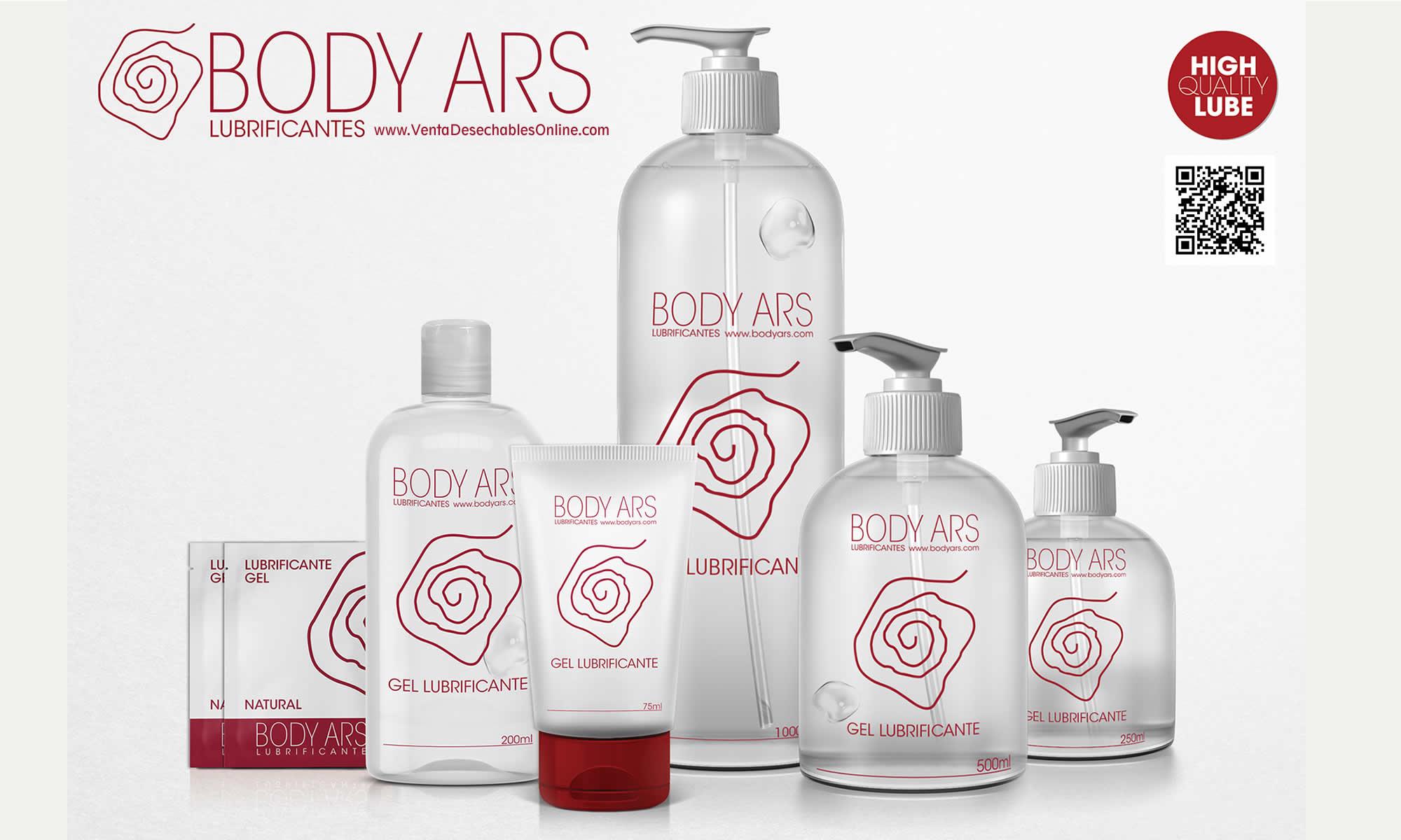 Lubricantes Body Ars