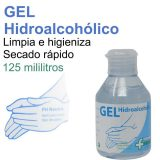 Gel desinfectante de manos Hidroalcoholico – Bote pequeño