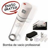 Bomba de vacío para pene Androvacuum Premium 20×6 cm