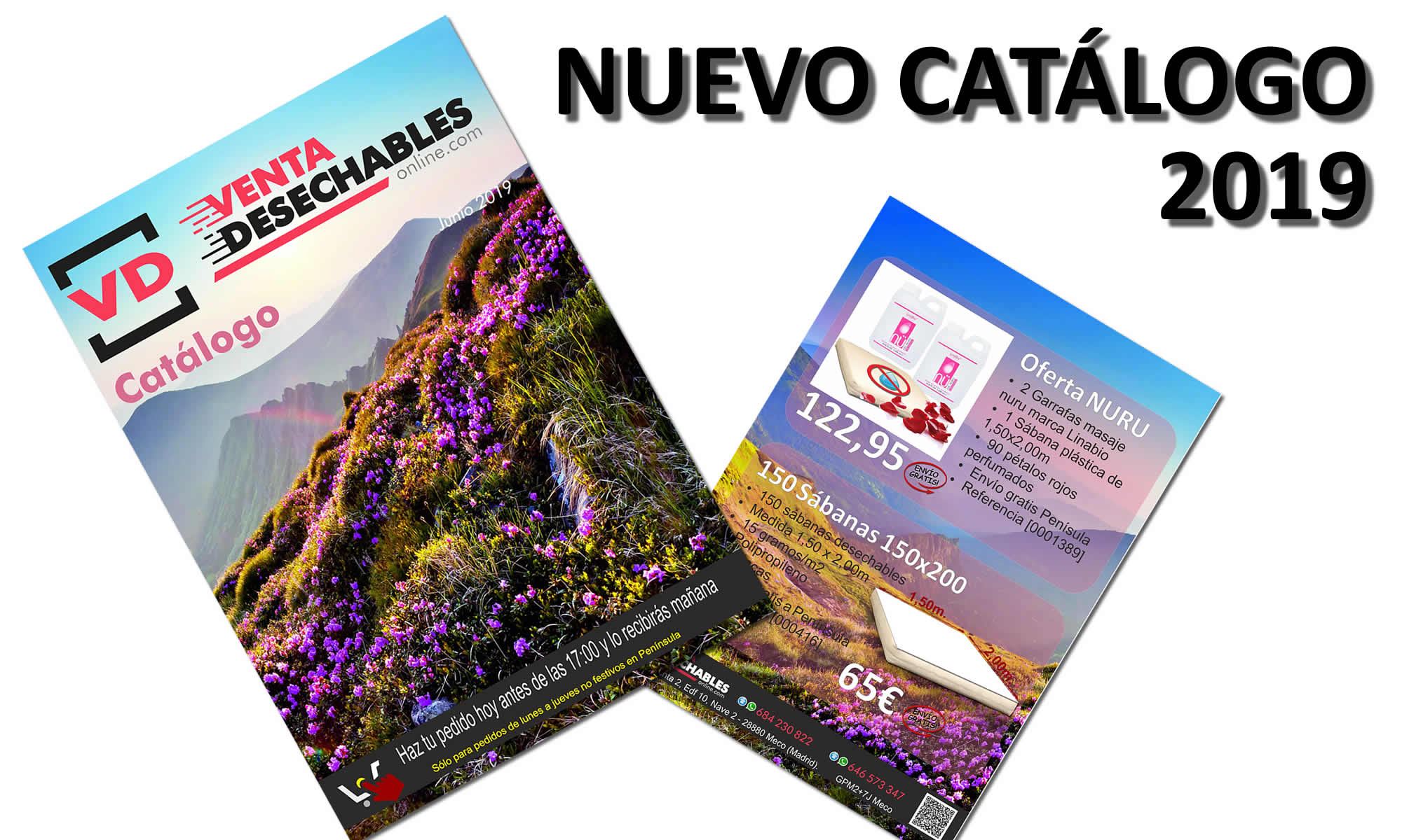 catálogo 2019