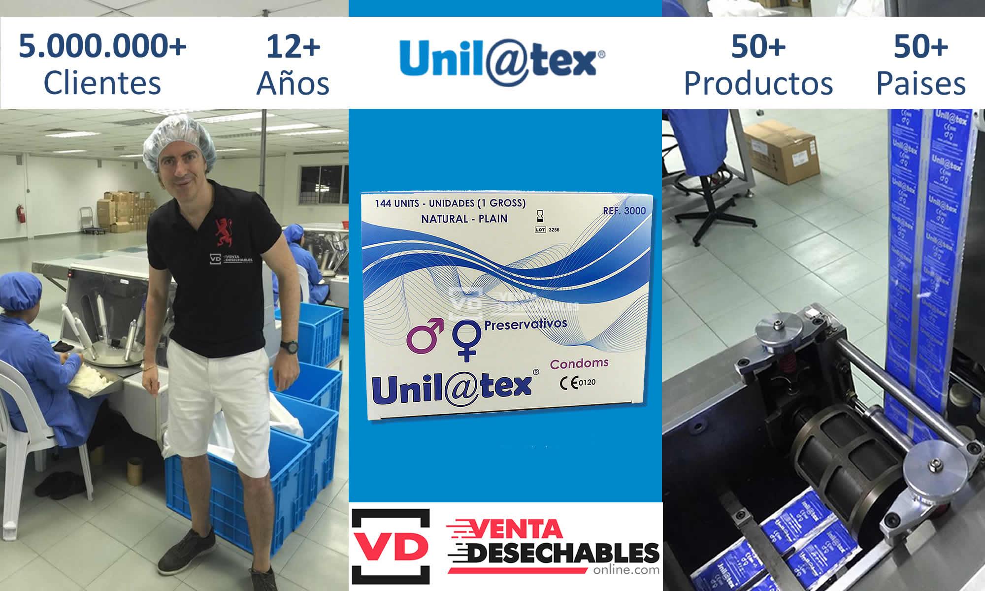 Unilatex condones