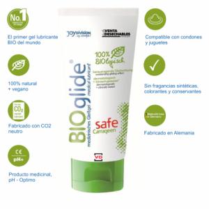 lubricantes Bioglide Safe