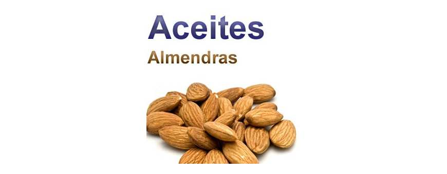 Aceites Almendras