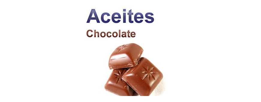 Aceites Chocolate