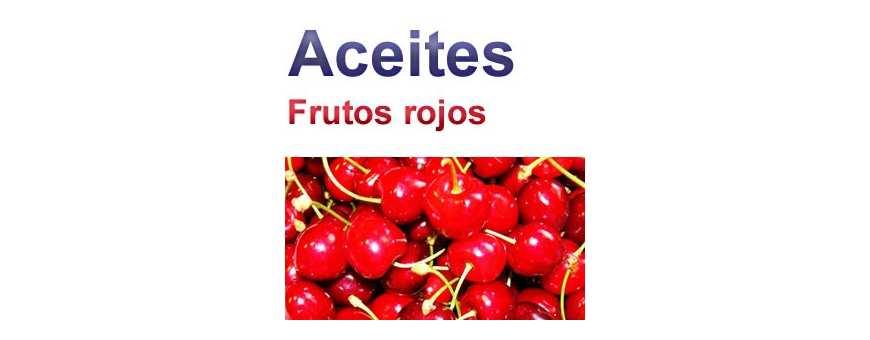 Aceites Frutos Rojos