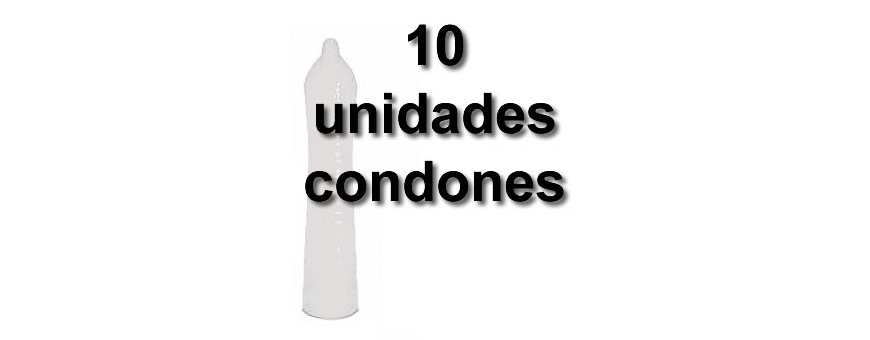 10 Preservativos