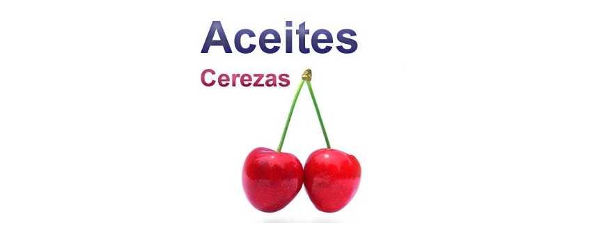 Aceites Cerezas