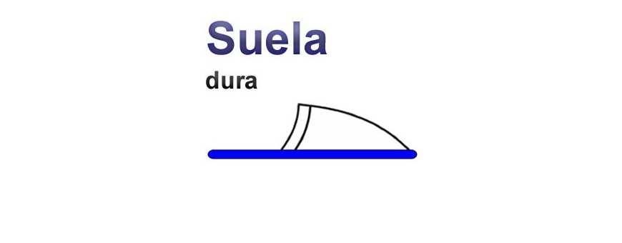 Chanclas Suela Dura