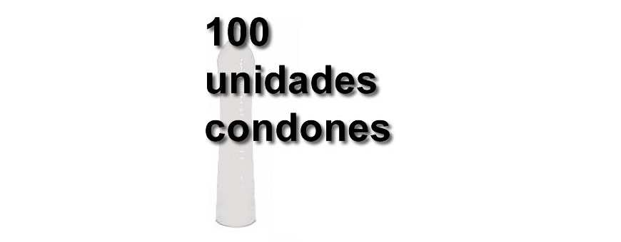 100 Preservativos