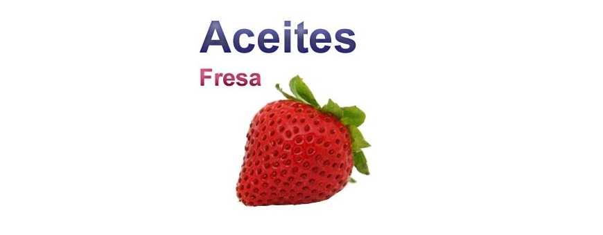 Aceites Fresa