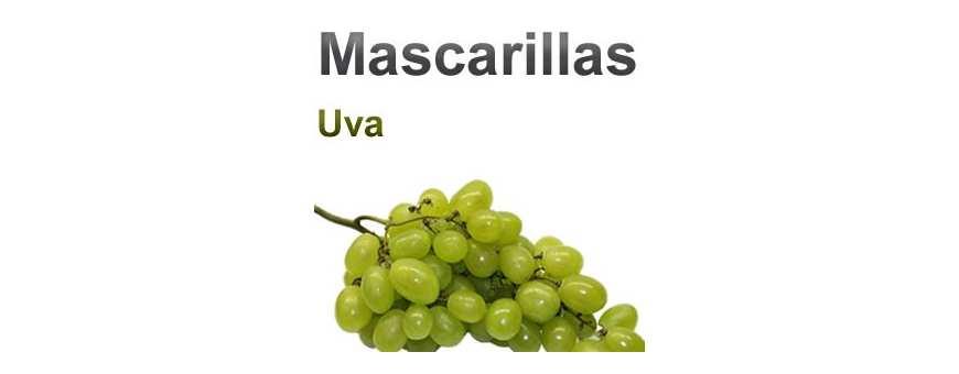 Mascarillas - Máscara Uva