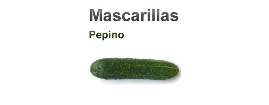 Mascarillas - Máscara Pepino