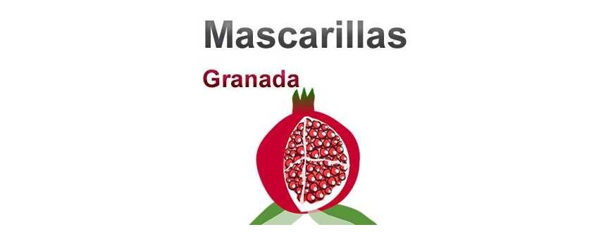 Mascarillas - Máscara Granada